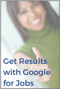 Click here to get results with Google for Jobs using Jobiak
